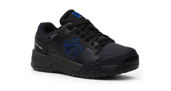 Five Ten Impact Low Shoe Men black/power blue
